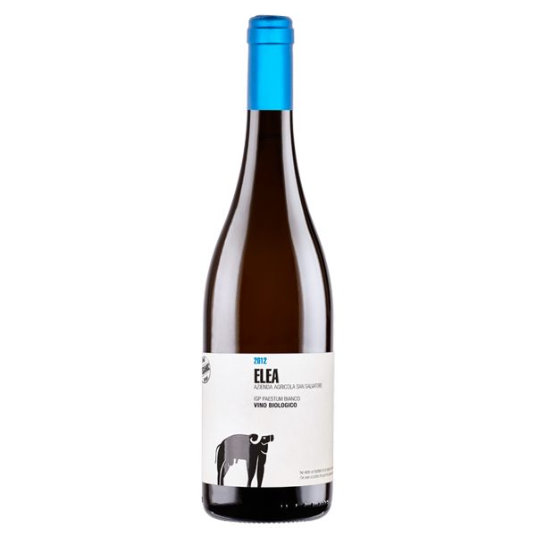 IGP PAESTUM BIANCO 2013 vino biologico